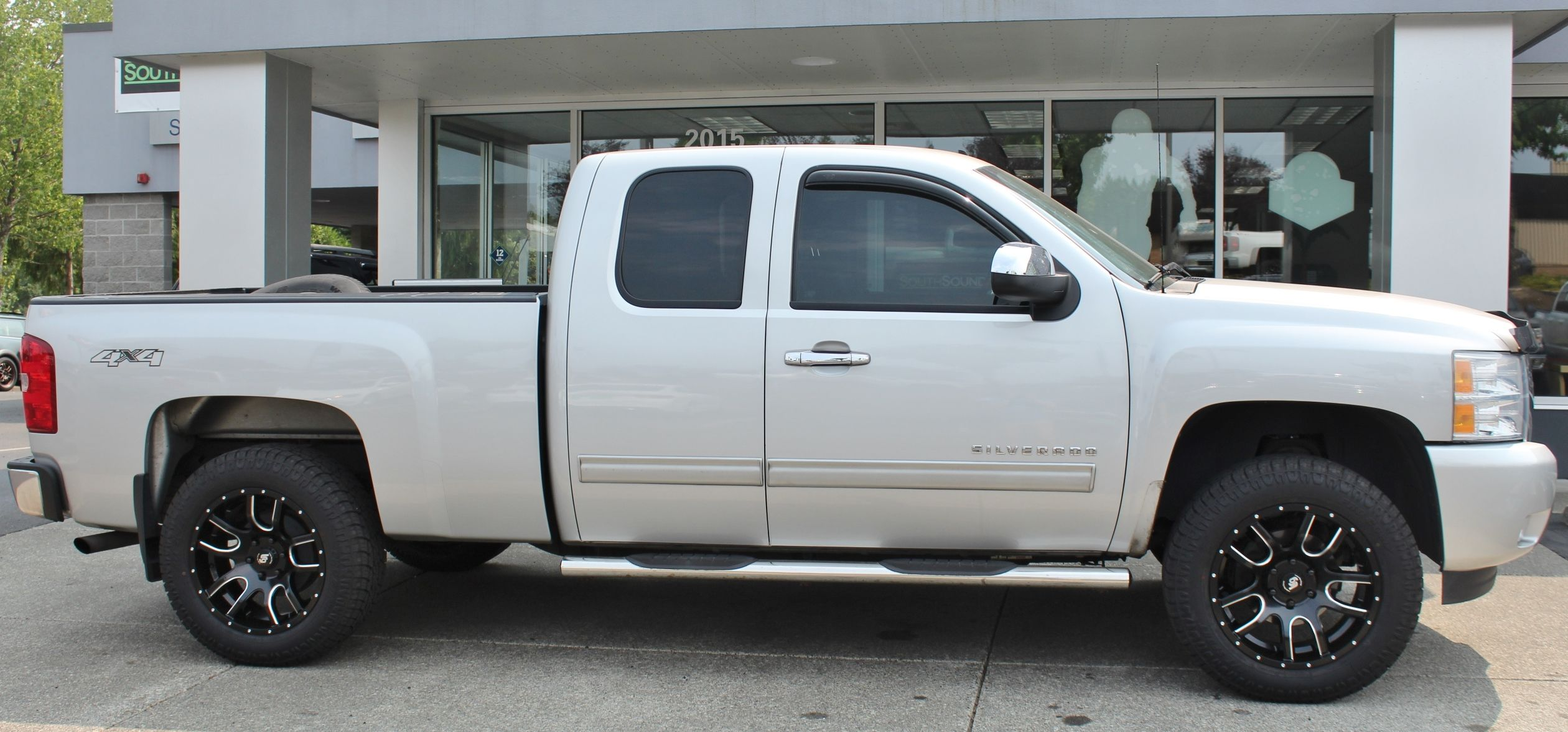 Home dodge exterior amp appearance 94 02 dodge ram 2500 3500 srw - Pre Owned 2011 Chevrolet Silverado 1500 Lt